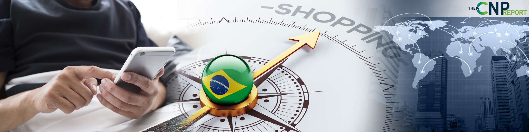 62% of Brazilians Use Smartphone to Pay for Cross-Border E-com Purchases: Report