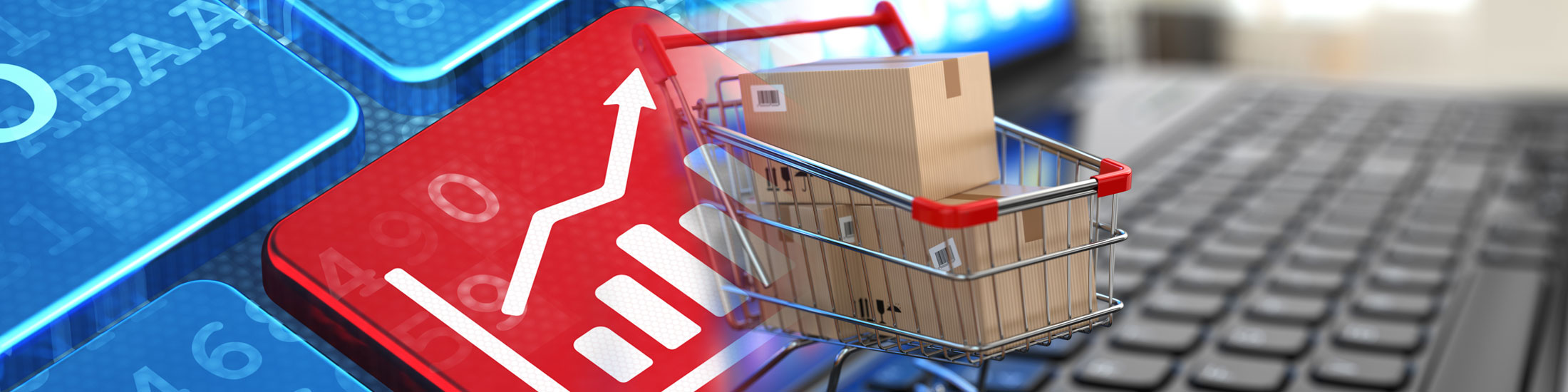 E-Commerce Shows Growth Before and After Christmas Day
