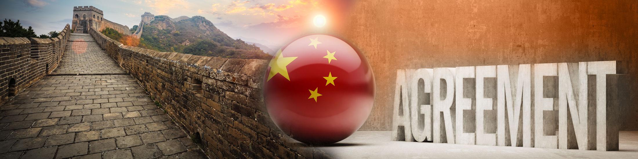 ETA Praises Progress in Trade Deal with China