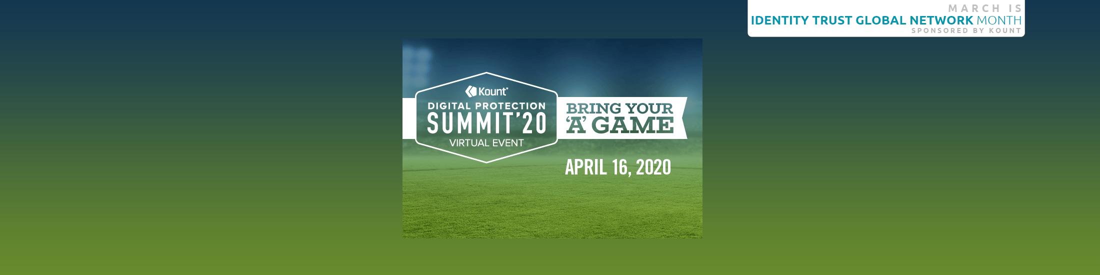5 Reasons Why You Should Attend Kount's Virtual Digital Protection Summit