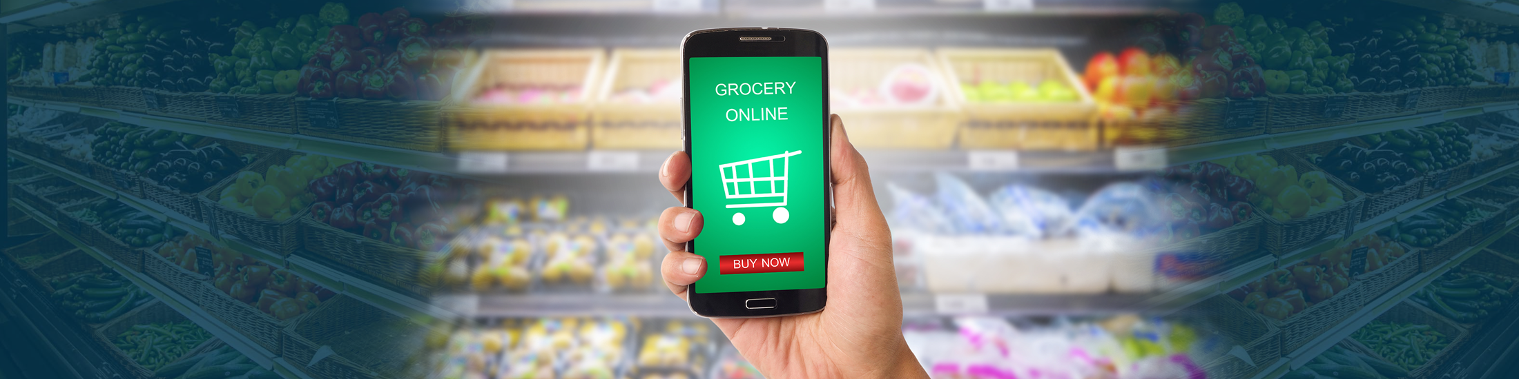Grocery Delivery Apps See Record Growth amid Pandemic Sheltering