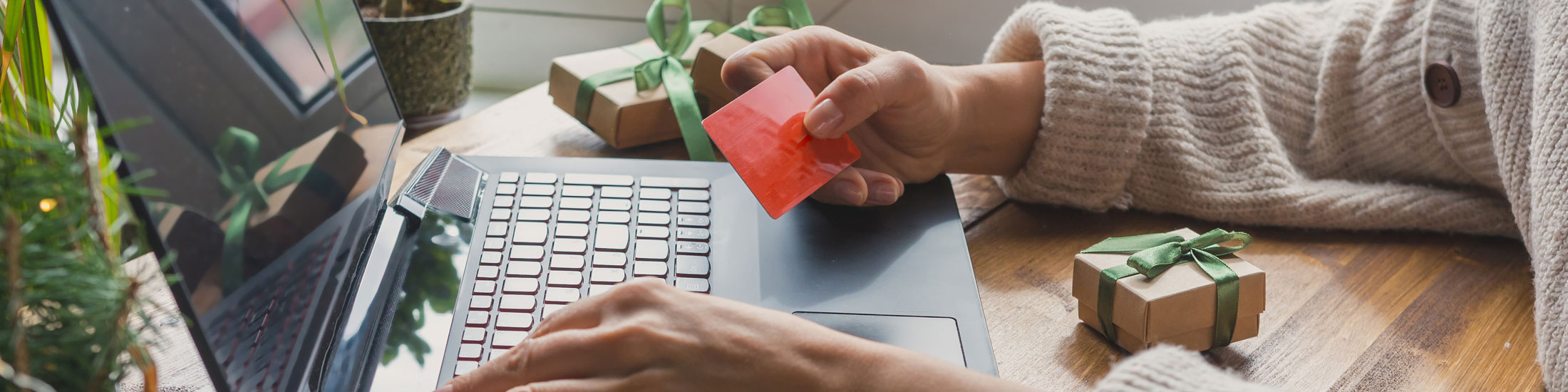 Most Shoppers Will Buy Gifts Online This Year, But Worry About Fraud