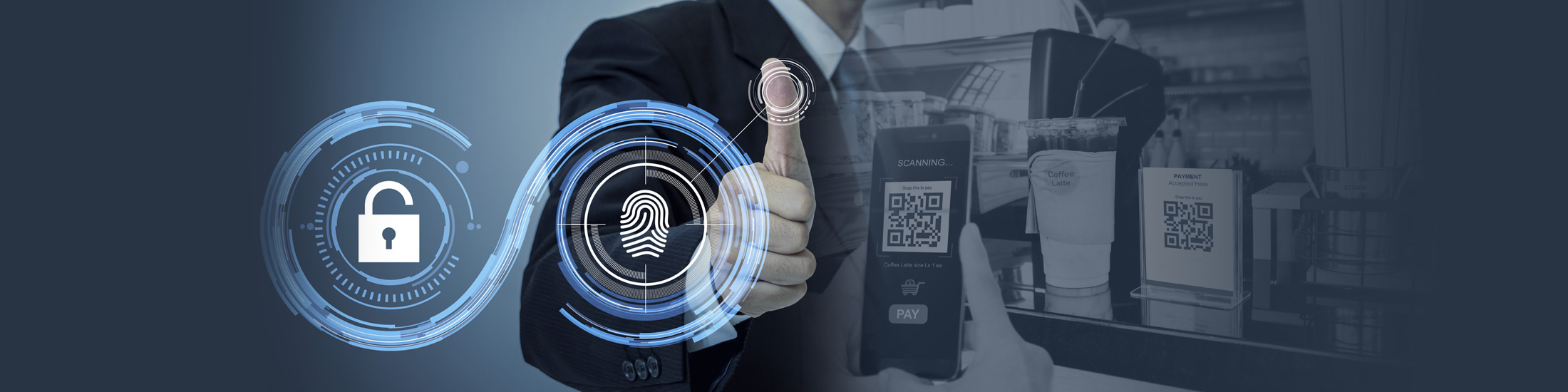 Report: Consumers More Confident in Biometrics, QR Code Payments